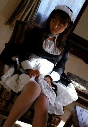 Japanese Maid Porn Pics