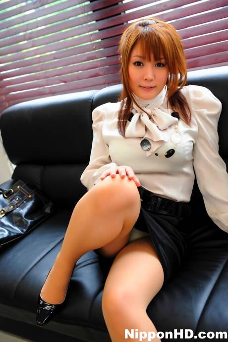 Japanese secretary Pics