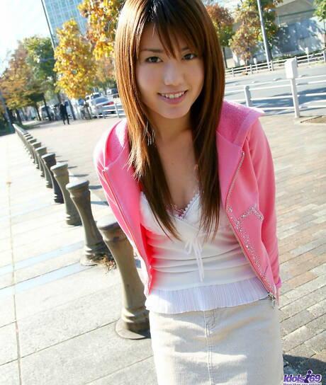 Flashing Japanese Pics